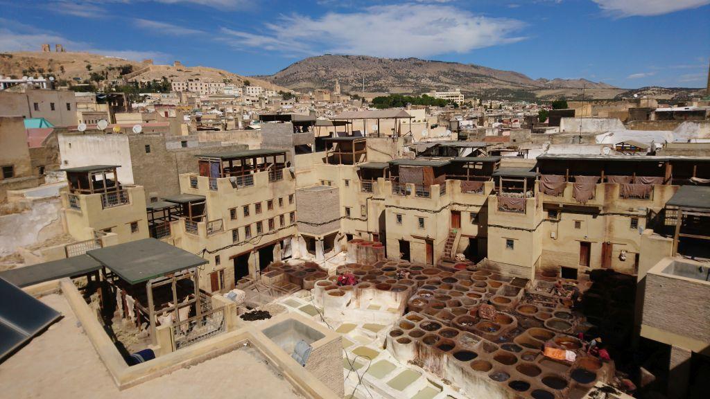 Fès / Fez – cea mai mare medină din lume