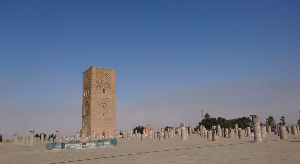 Rabat – capitala Marocului