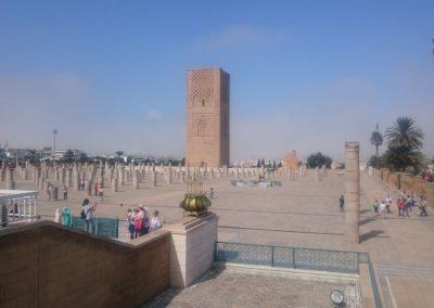 Turnul Hassan al II-lea34
