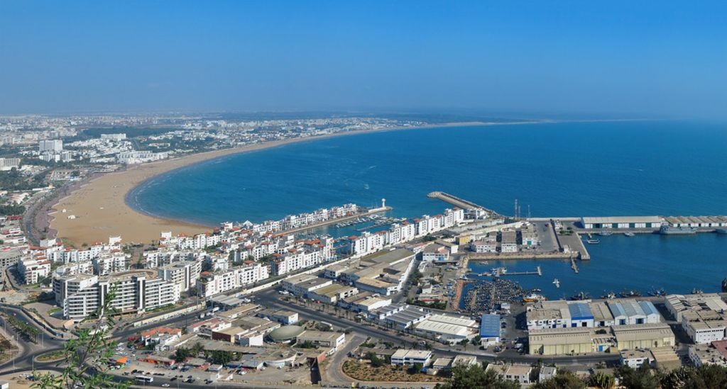 Agadir – cea mai bine amenajată staţiune din Maroc