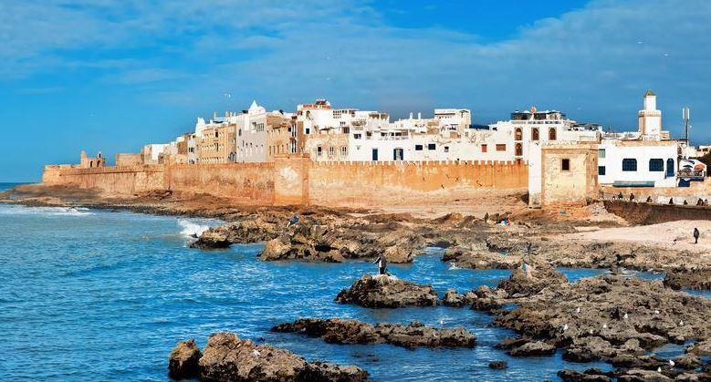 Essaouira – oraşul pescăresc din Maroc