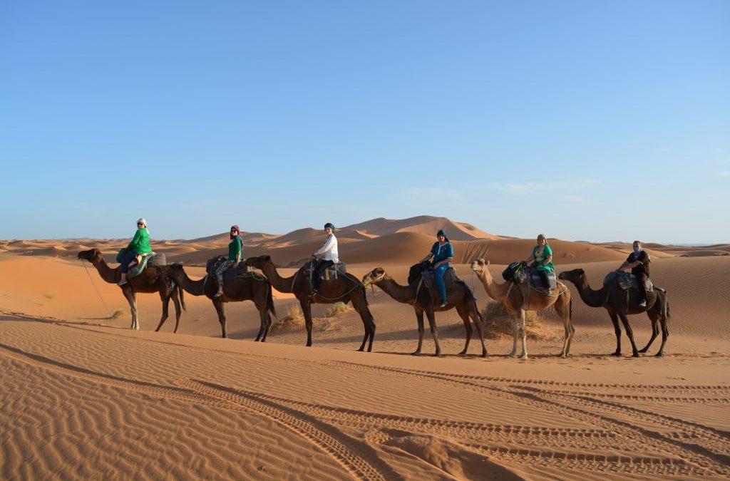 Excursie în Sahara (partea II)