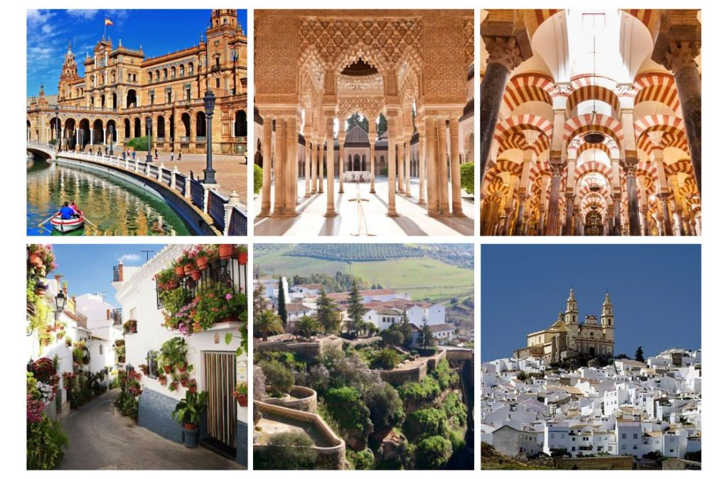 Andaluzia – circuit de 7 zile prin sudul Spaniei