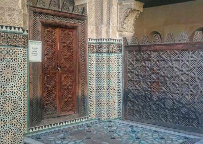 Madrasa Bou Inania4