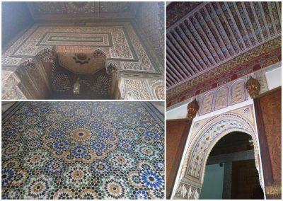Palatul Bahia 12