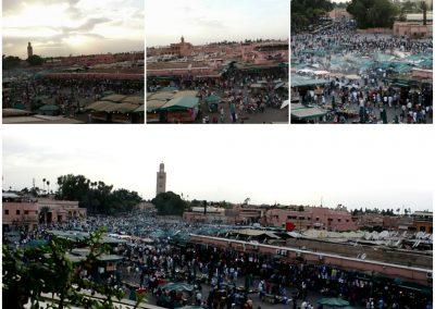 Piaţa Jamaa El Fna
