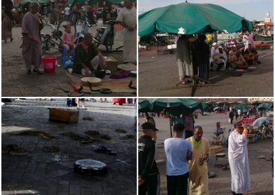 Piaţa Jamaa El Fna1