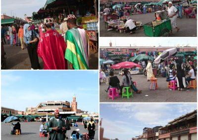 Piaţa Jamaa El Fna2