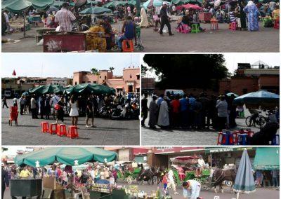 Piaţa Jamaa El Fna3