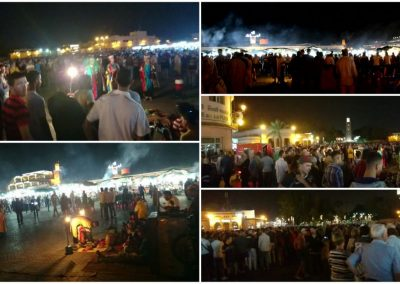 Piaţa Jamaa El Fna5