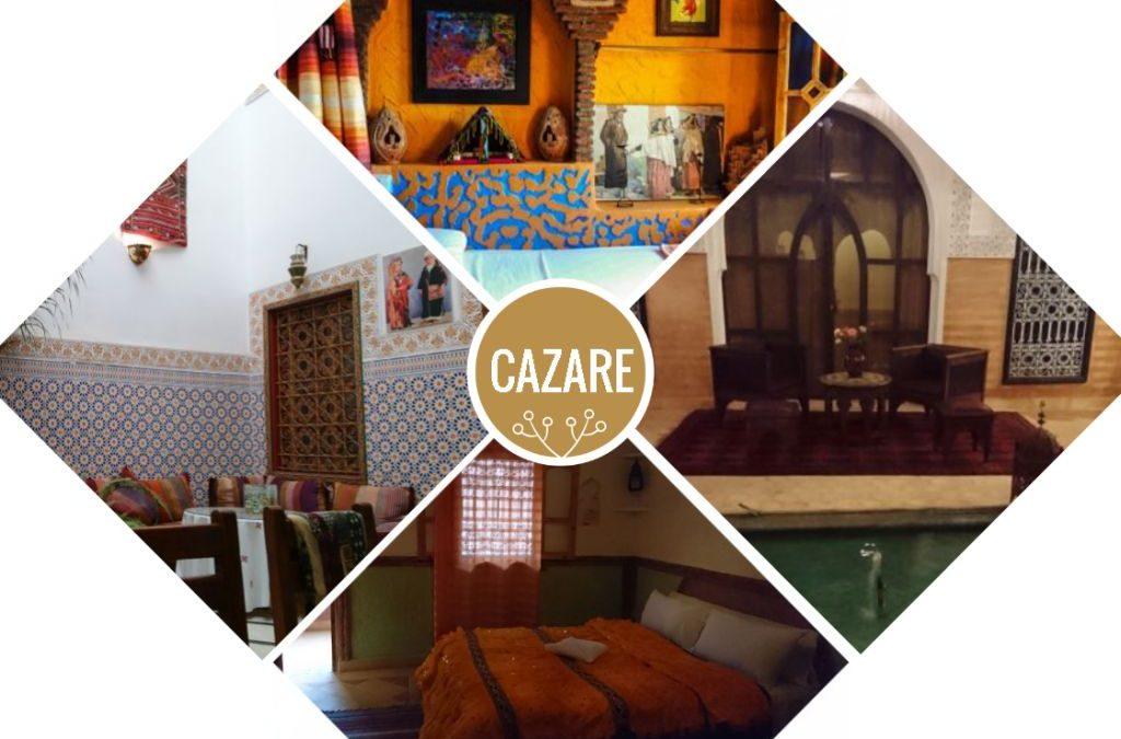 Cazare în Maroc