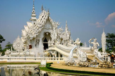 Chiang Rai – pe carari nebatatorite