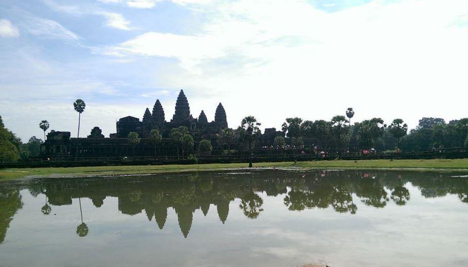 Angkor Wat şi templele uitate ale khmerilor