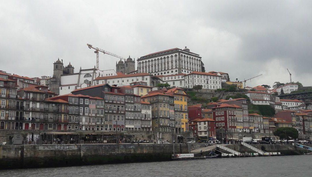 Porto – impresii din oraşul vinurilor