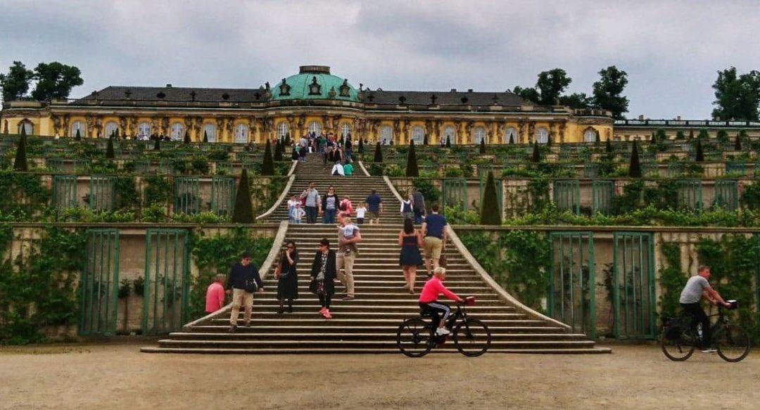 Palatul Sanssouci – Potsdam
