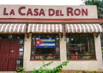 Cuba Casa del Ron
