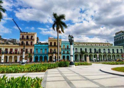 Cuba arhitectura