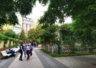 Gradina Franciscana2