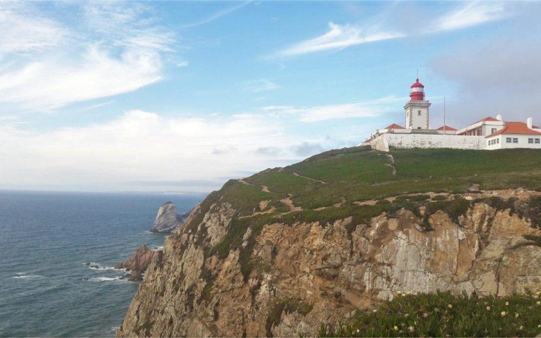Cabo da Roca – la capătul lumii