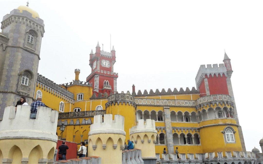Sintra – perla Portugaliei