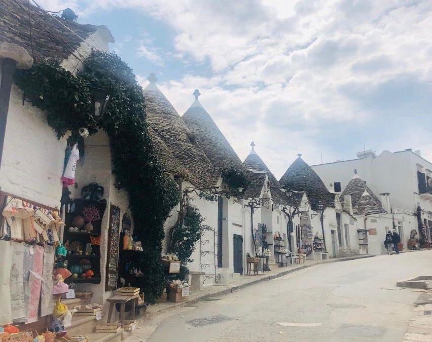 Alberobello – micul oraș cu căsuțe de poveste