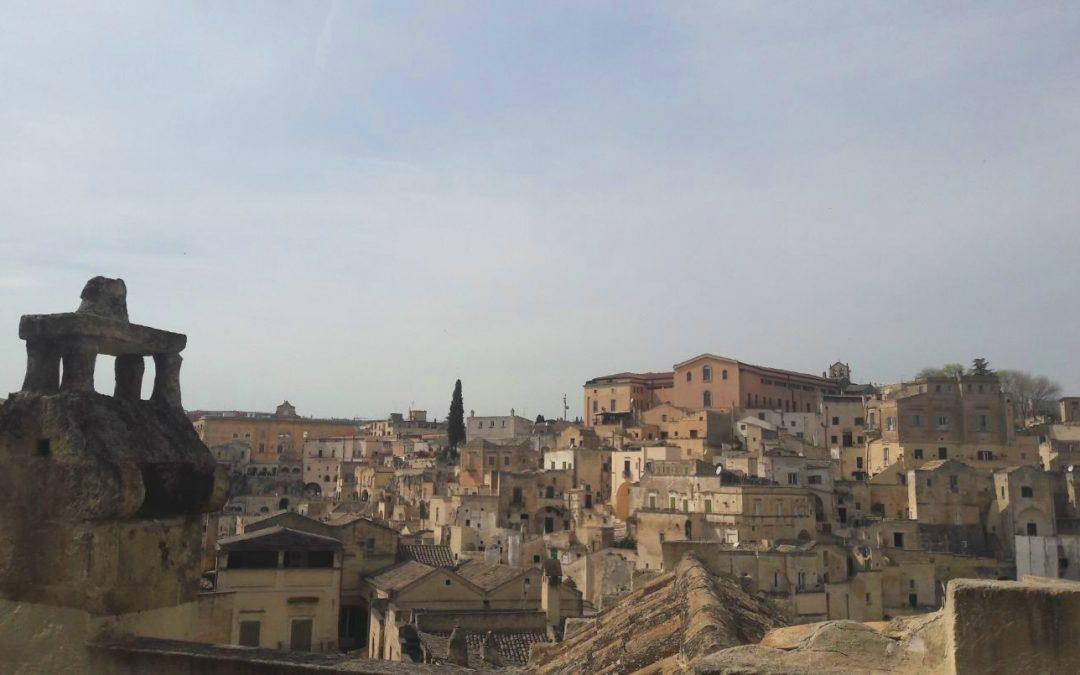 Matera – uimitorul oraș săpat în piatră