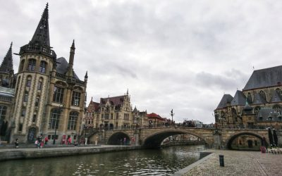 Gent – adevărata bijuterie din regiunea Flandra