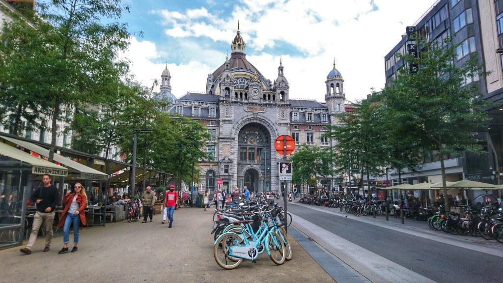 Anvers – o scurtă plimbare prin Orașul Diamantelor