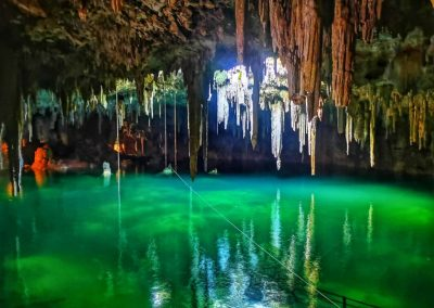 Cenote Xcanahaltun6