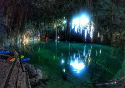 Cenote Xcanahaltun8