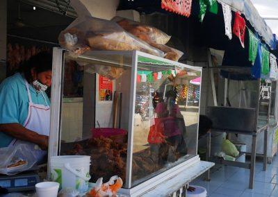 Mercado 23 food
