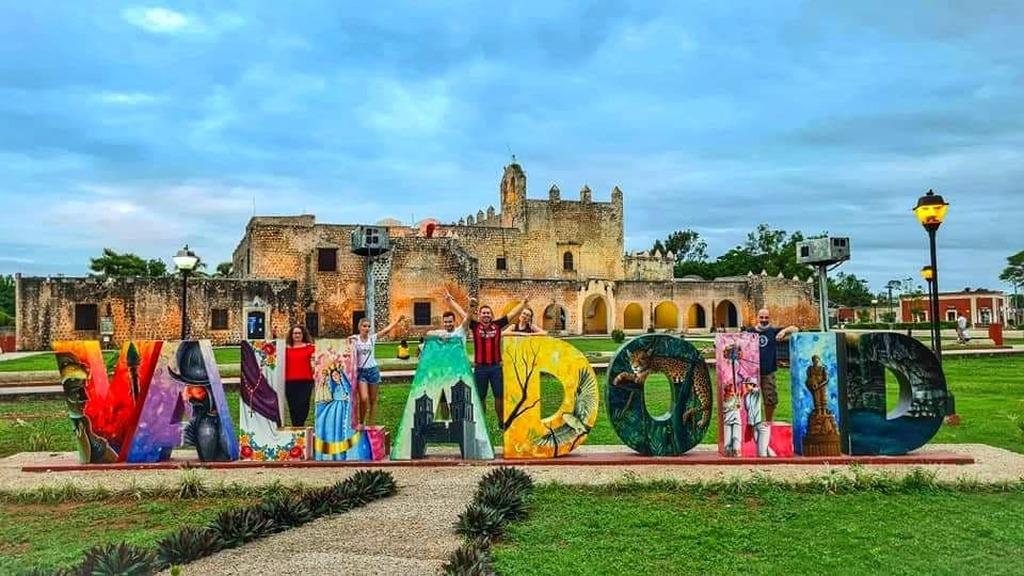 Valladolid, cenotele Suytun și Xcanahaltun