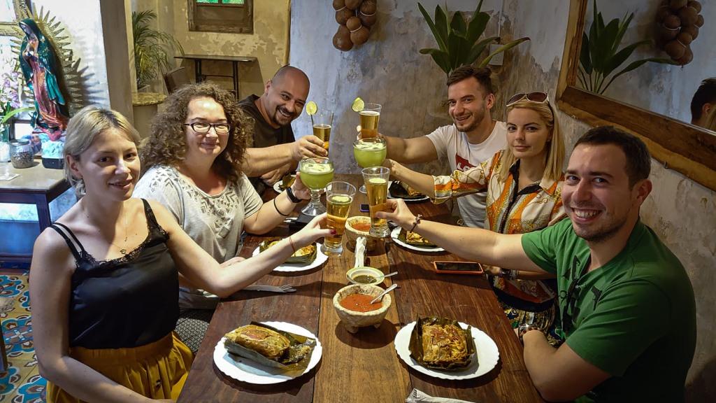 Mâncarea și băutura în Mexic