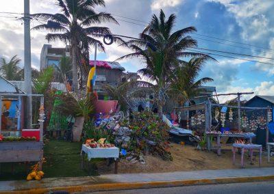 la pas prin Isla Mujeres2