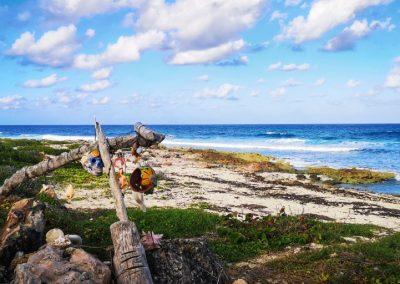 la pas prin Isla Mujeres3