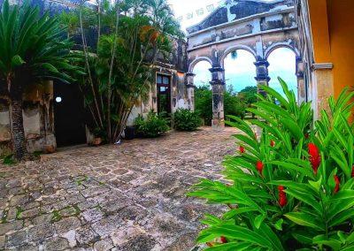 Hacienda Yaxcopoil13