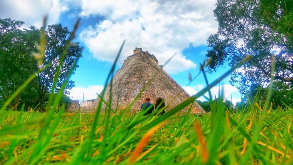 Uxmal și hacienda Yaxcopoil