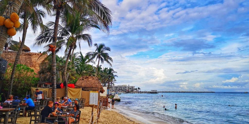 Playa del Carmen – Orașul din umbra Cancunului
