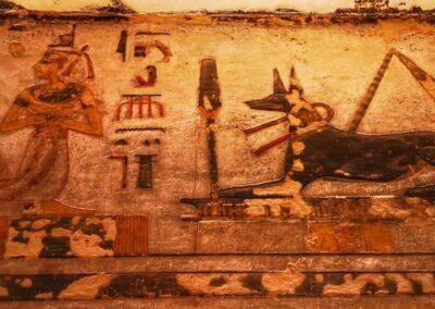 Ramses III tomb4