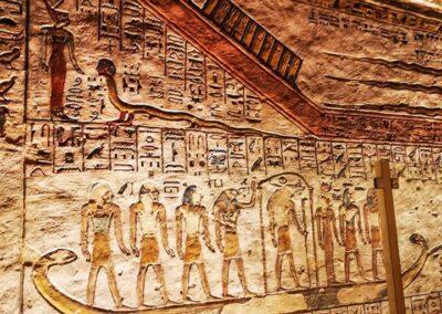 Ramses III tomb5