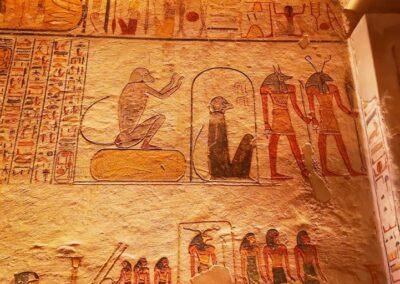 Ramses IX tomb7