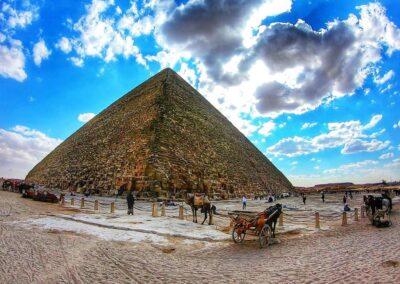 The Great Pyramid of Giza5